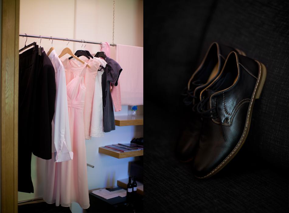 kläder skor