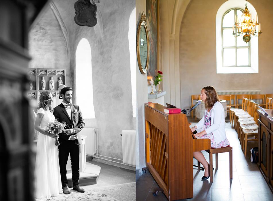 BröllopsfotografiMotalavinnerstadkyrkaellinorbard