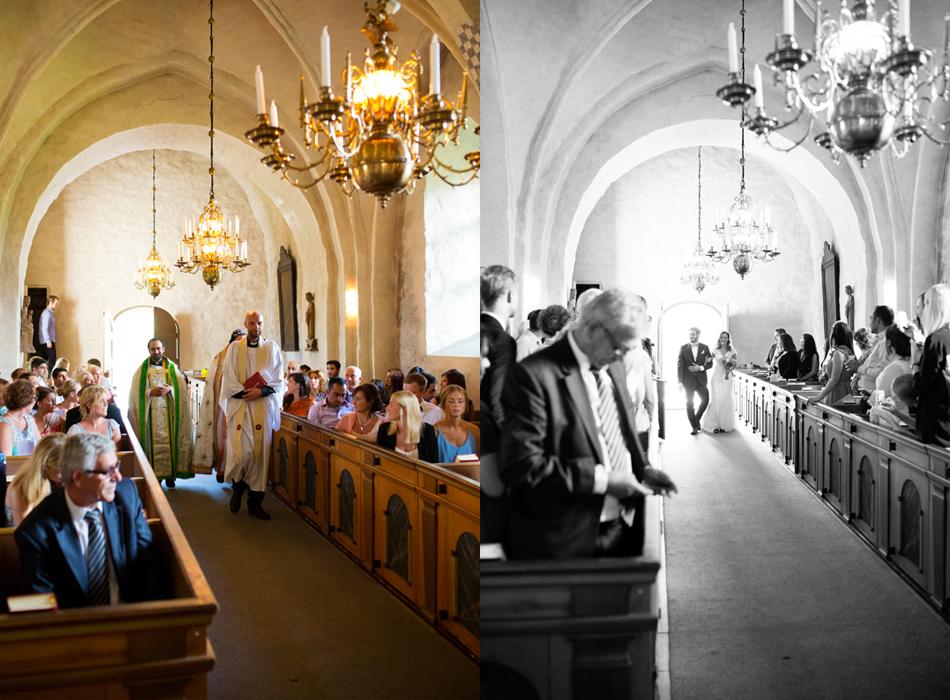 BröllopsfotografiMotalavinnerstadkyrkainmarsch