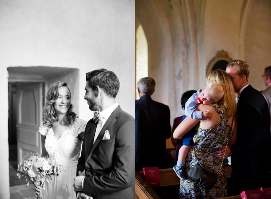 BröllopsfotografiMotalavinnerstadkyrkavigseln