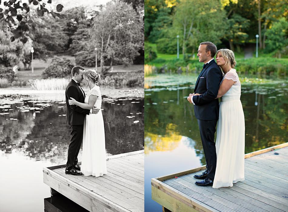 bröllop göteborg säro fotograf emmelifoto näckrisdammen